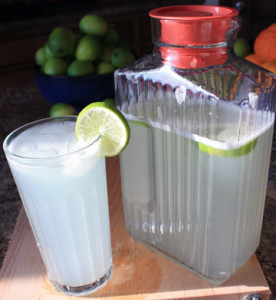 Bearss lime limeade