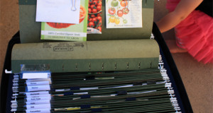 DIY Seed Bank