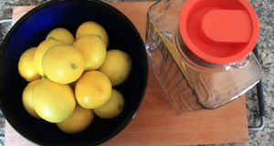 Meyer Lemonade Recipe