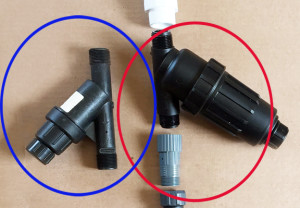 drip irrigation filter options