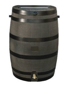 Rain Barrel Rebate.