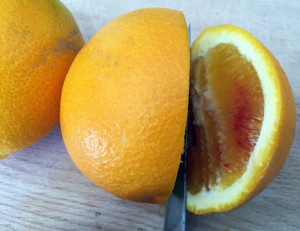 Growing Tarocco Blood Orange