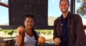 Golden Door spa opens farm stand in San Diego